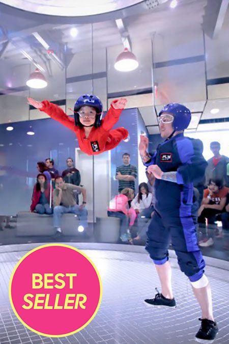 Indoor Skydiving