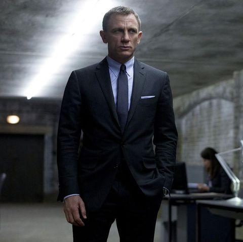 James Bond Daniel Craig woman