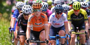 Cycling: 29th Tour of Italy 2018 - Women / Stage 6
