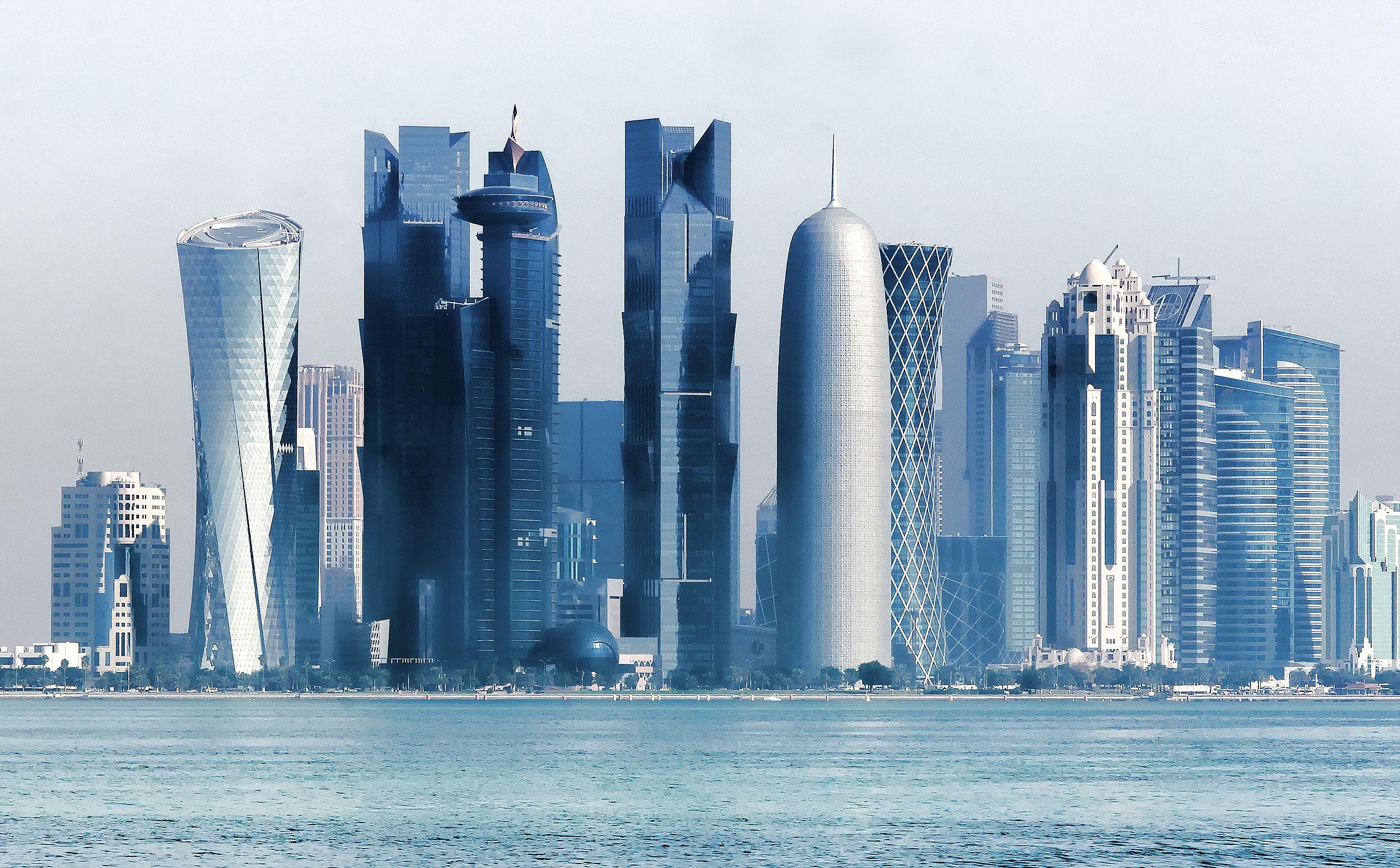 Lavorare In Qatar Architetto doha, tutte le architetture più belle da vedere