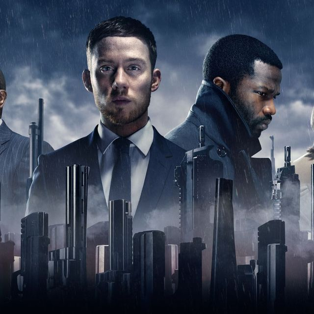Movie, Sky, Action film, Fictional character, White-collar worker,