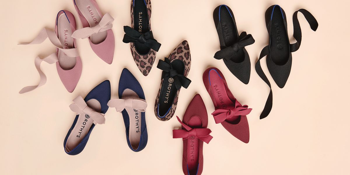 Rothy's Latest Shoe Launch Proves Mary Janes Are the Style of the Season