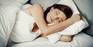 Slapen in een koude slaapkamer