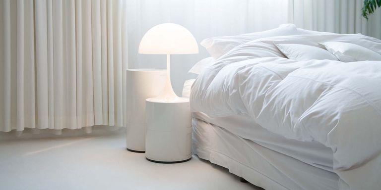 Dit is de perfecte kleur voor je slaapkamer