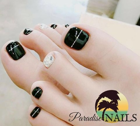 11 Cute Toe Nail Art Designs 2018 Best Toenail Polish Ideas