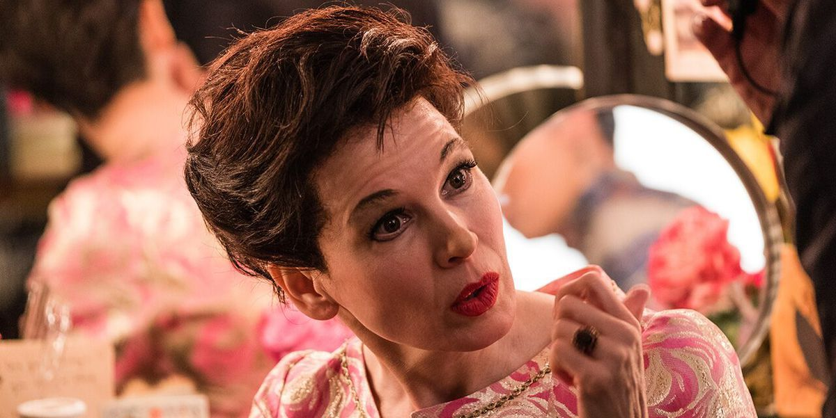 Renee Zellweger Is Unrecognisable As Judy Garland In The First 'Judy' Trailer