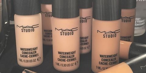 Product, Brown, Material property, Cosmetics, Beige, Cylinder, Liquid, Tints and shades, Gloss,