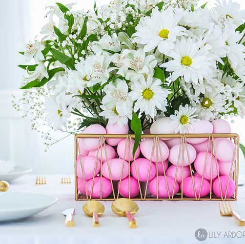 DIY Easter Table Decorations - Table Decor Ideas for Easter ...