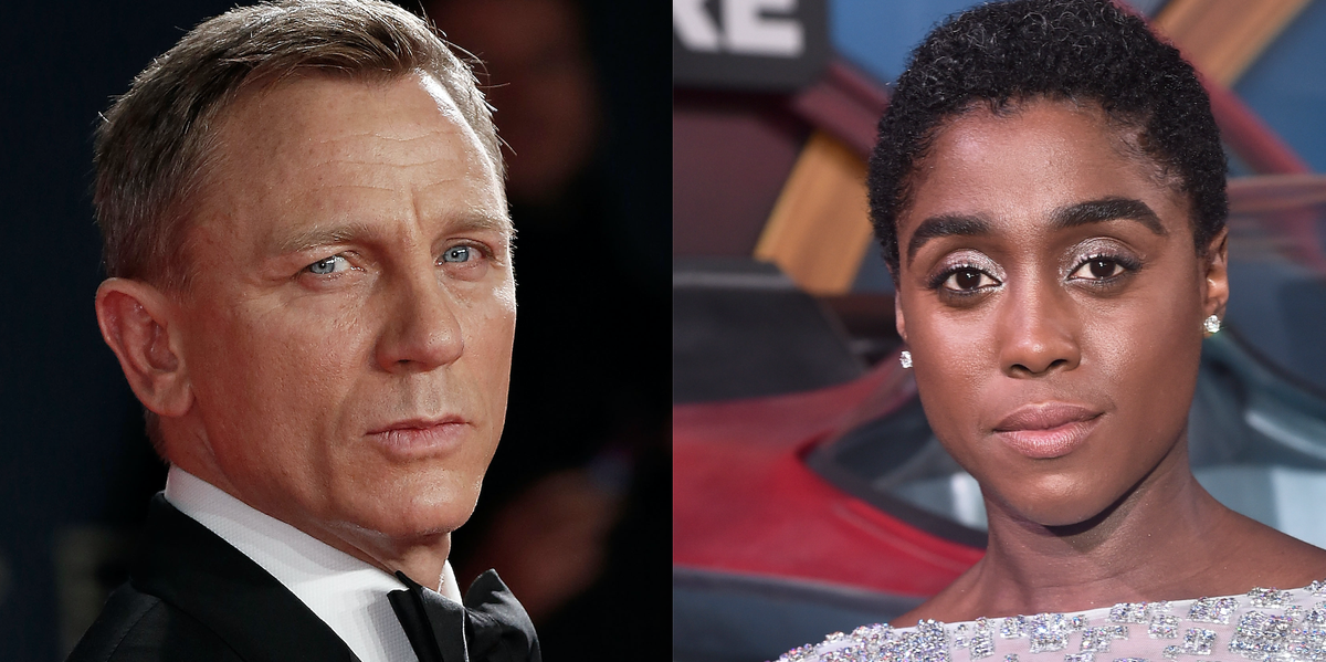 Bond 25 Reportedly Passes the 007 Torch to 'Captain Marvel' Star Lashana Lynch