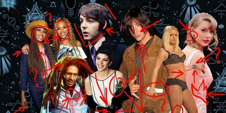The Greatest Celebrity Conspiracy Theories Of All Time