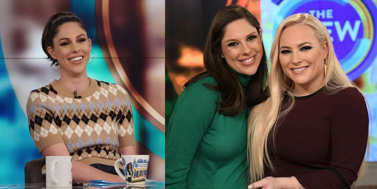 'The View' Star Meghan McCain Reacts to Abby Huntsman's Departure From the Show