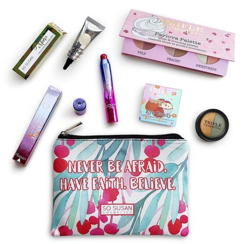 So Susan Cosmetics Color Curate Monthly Subscription Best Makeup Subscription Box
