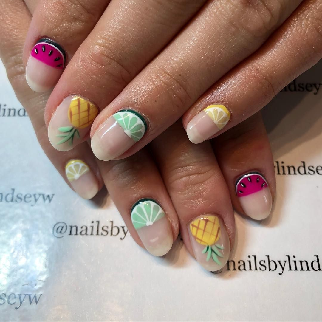30 Summer Nail Art for 2019 - Best Nail Polish Designs for Summer