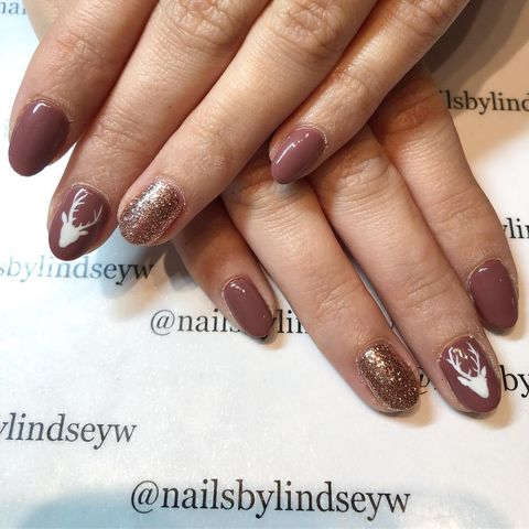 40 fall nail art ideas  best nail designs and tutorials