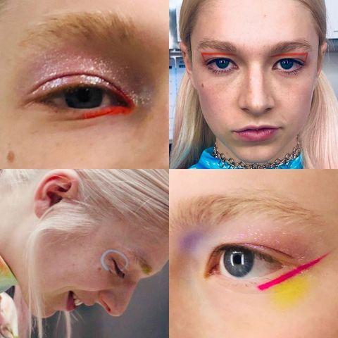 Face, Eyebrow, Hair, Skin, Eyelash, Eye, Cheek, Nose, Forehead, Lip,