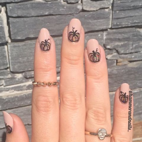 38 Fall Nail Art Ideas - Best Nail Designs and Tutorials for Fall 2018