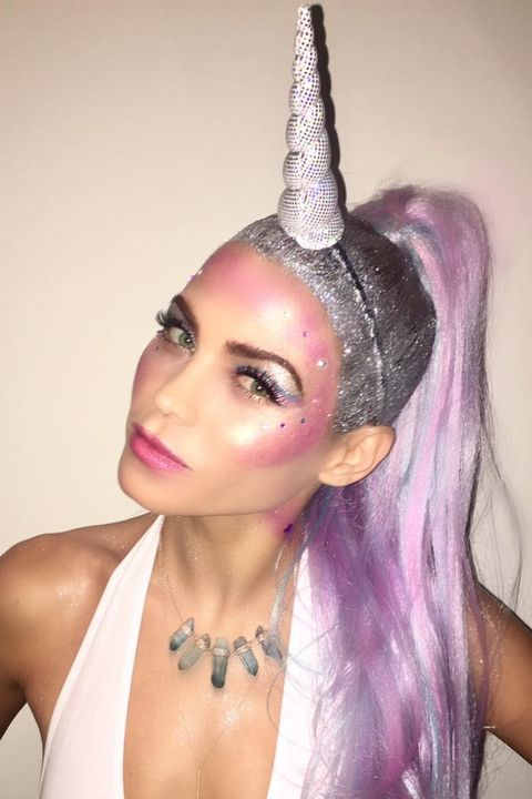Jenna Dewan Unicorn Halloween Costume
