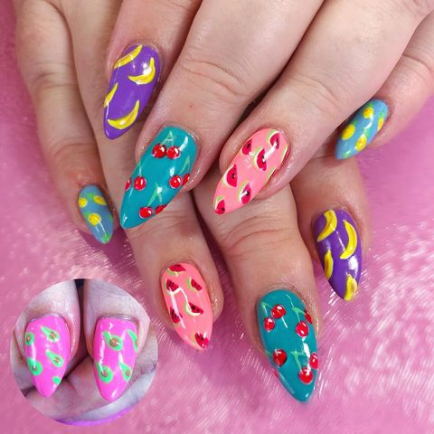 30 Summer Nail Art for 2019 - Best Nail Polish Designs for ...