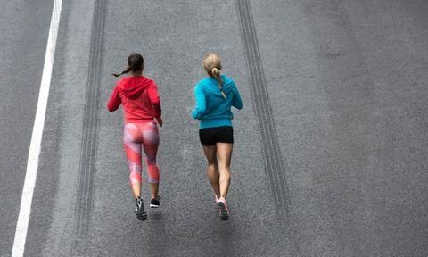 halve marathon, populair
