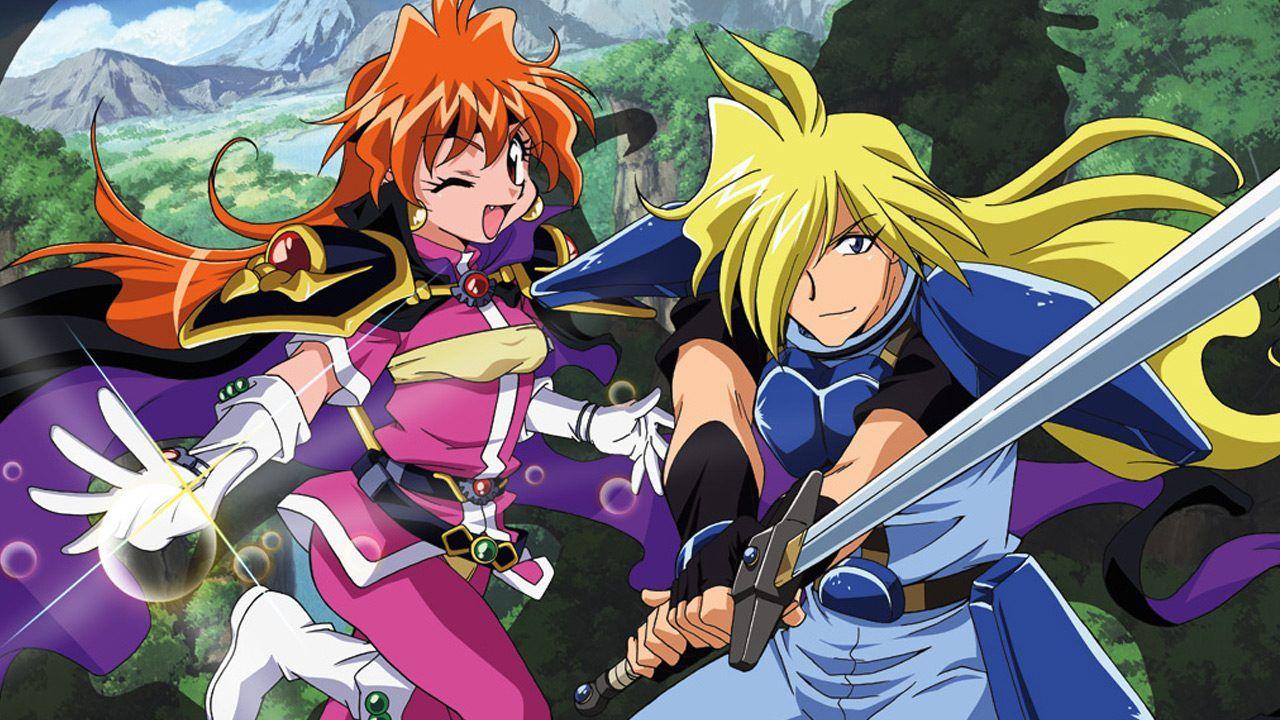Slayers: El Nuevo Gran Anime de Netflix