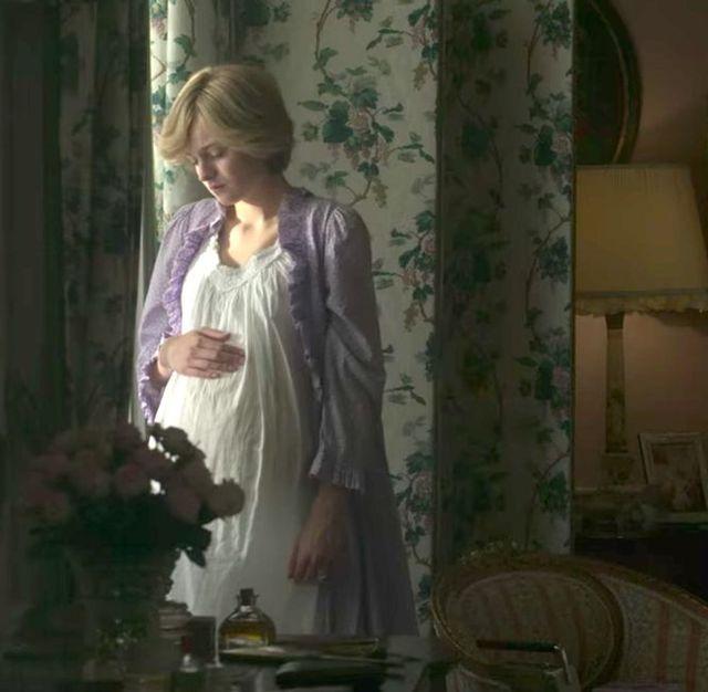 princess diana the crown pajamas sleepwear