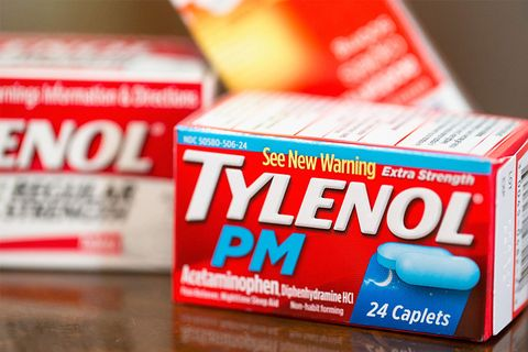 tylenol sleep meds