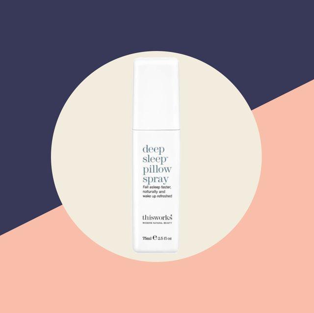 sleep spray, deep sleep pillow spray