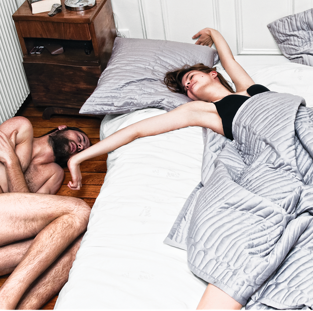tips for sleeping with partner