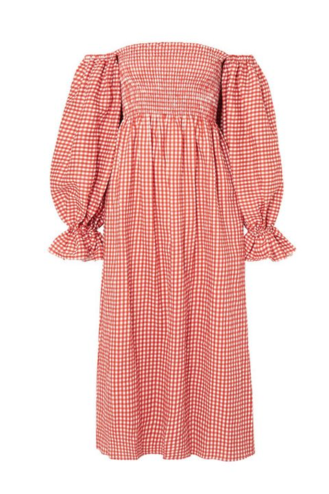 gingham dresses jackets shoes bags to buy now