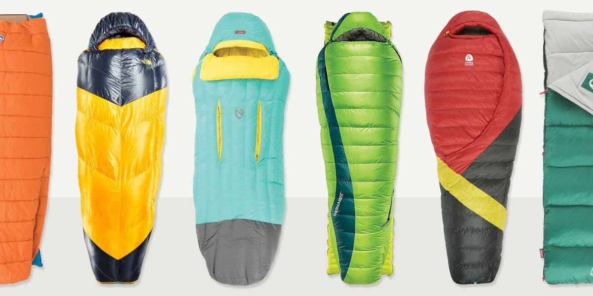 The Best Sleeping Bags For Camping Trips