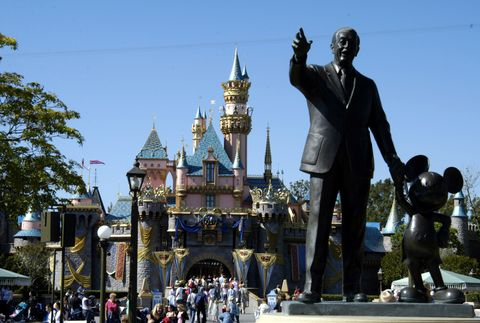 Disneyland 50th Anniversary Happiest Celebration on Earth - Opening Day