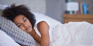 Sleeping in this weekend?