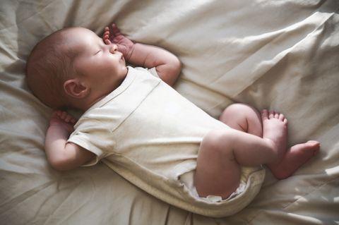 Mioclonias del bebé