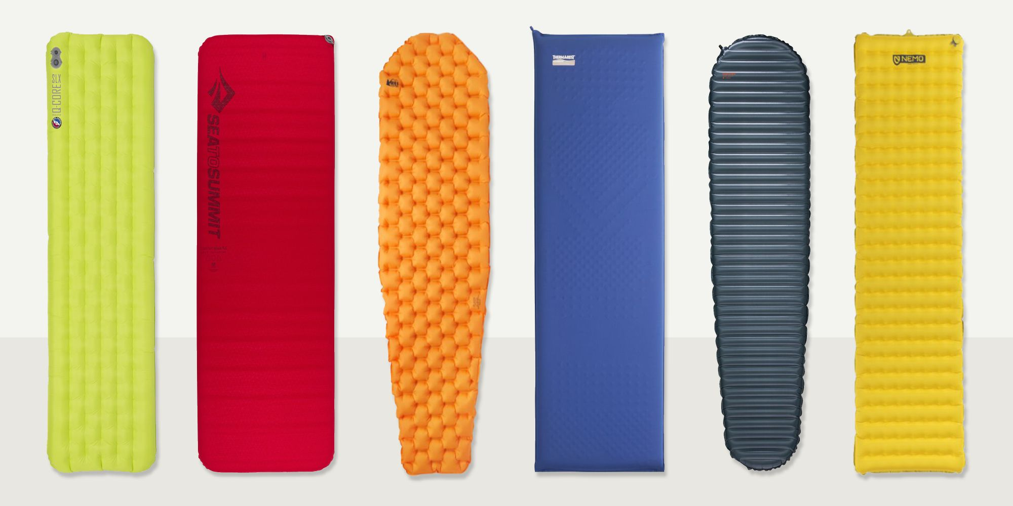 Best Sleeping Pads 2019 | Sleeping Pads for Camping