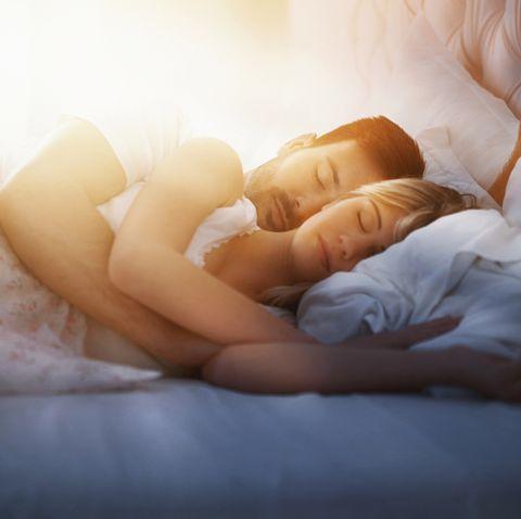 sleep position relationship type