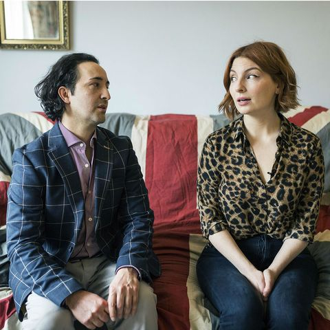 "Channel 4's Sleeping With the Far Right viewers praise Alice Levine's composure after ""tense and unique"" documentary"