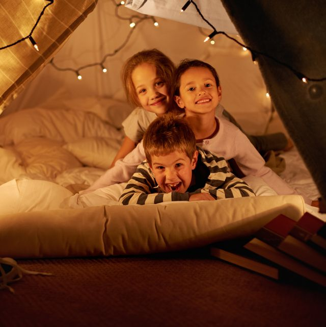sleepover party games