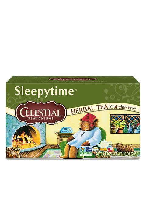 celestial seasonings sleepytime herbal tea