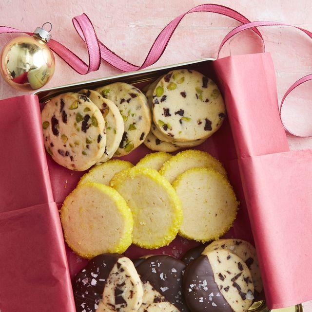slice and bake shortbread cookies