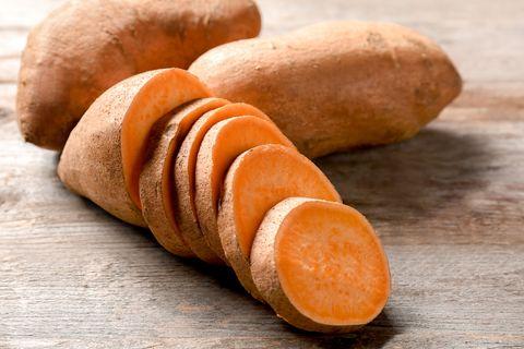 sweet potatoes healthy carbs