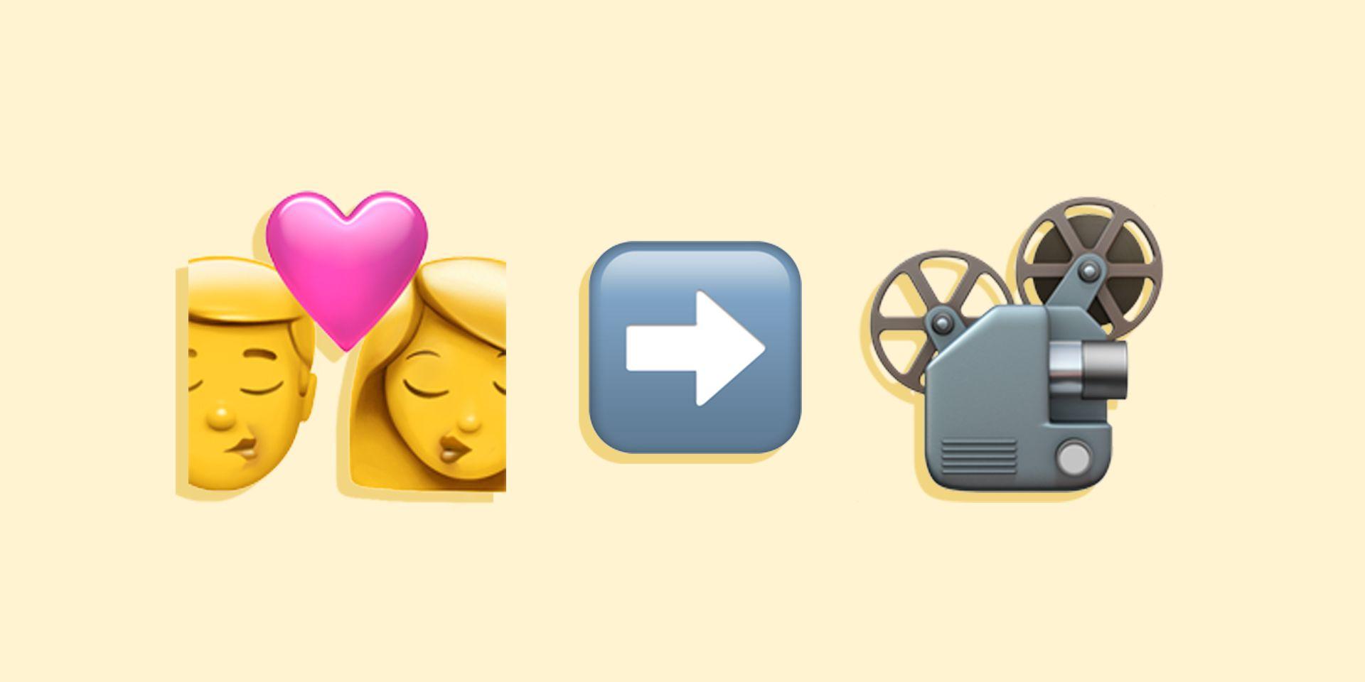 Sex Emoji Combinations - 12 Emoji Combos to Send to Your Crush