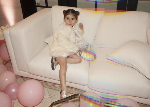 kardashian jenner children's diet