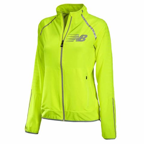 A Glow-in-the-Dark Jacket