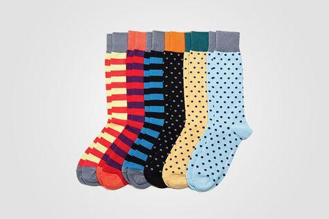 Pattern, Carmine, Colorfulness, Electric blue, Creative arts, Square, Sock, Pattern,