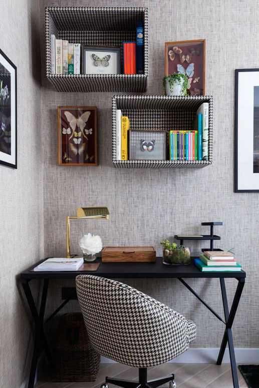 24 Brilliant Decorating Ideas to Spruce Up Your Bookshelves