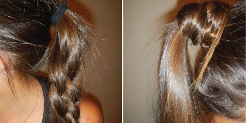 Eight Runner Tested Hairstyles