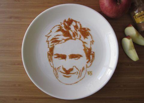 Serveware, Dishware, Ingredient, Produce, Ceramic, Porcelain, Tableware, Natural foods, Vegan nutrition, Fruit,