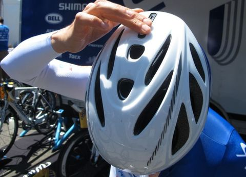 Personal protective equipment, Helmet, Bicycle helmet, Rim, Electric blue, Cobalt blue, Bicycles--Equipment and supplies, Nail, Design, Motorcycle accessories,