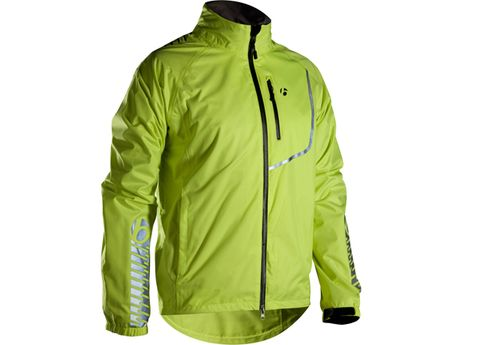 Jacket, Yellow, Green, Sleeve, Outerwear, Collar, Personal protective equipment, Zipper, Sweatshirt, Workwear,