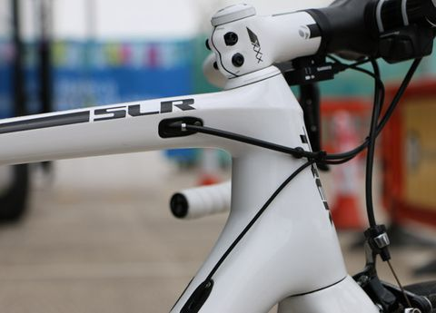 Bicycle part, Bicycle accessory, Bicycles--Equipment and supplies, Bicycle handlebar, Bicycle, White, Bicycle frame, Bicycle stem, Azure, Black,